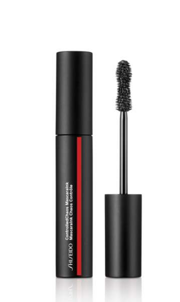 "Mascara ""ControlledChaos"", Shiseido, 30€"