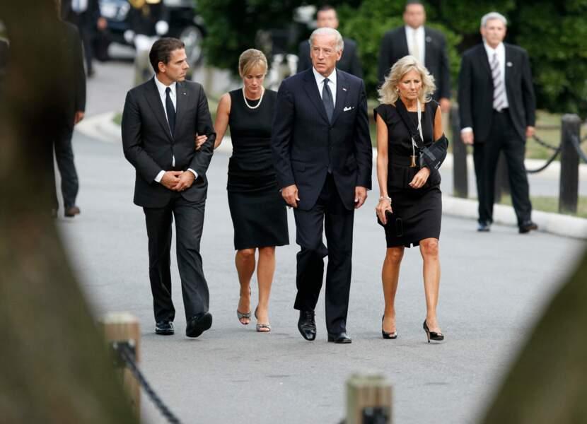 Hunter Biden et son ex-femme Kathleen
