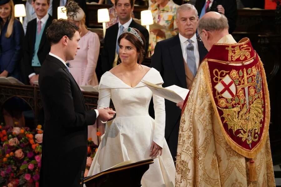 L'union de la princesse Eugenie et Jack Brooksbank