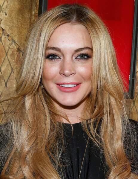 Décembre 2013, Lindsay Lohan est redevenue Lindsay Lohan