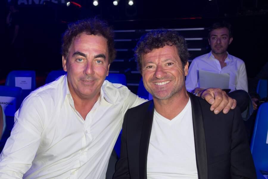 Les chevaliers du fiel : Eric Carrière et Francis Ginibre
