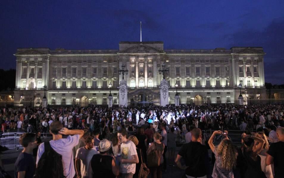 Plusieurs jours de célébrations s'annoncent à Londres...
