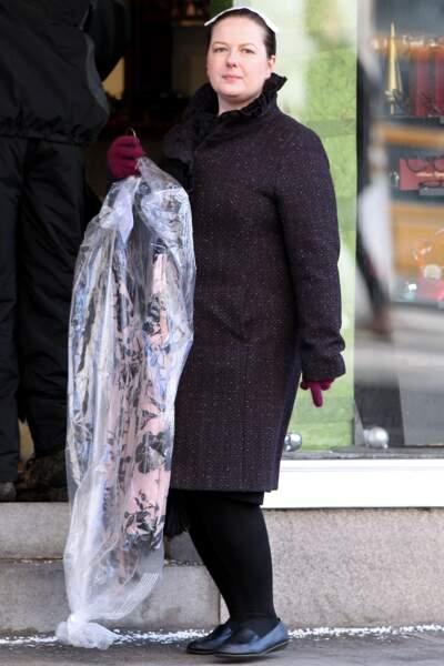 Gossip Girl 10 ans après, à quoi ressemblent les acteurs - Zuzanna Szadkowsk, alias Dorotha, en 2007