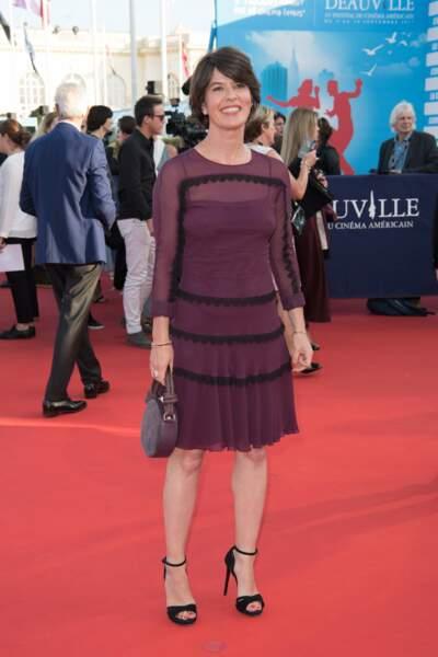 Festival de Deauville 2017 : Irène Jacob