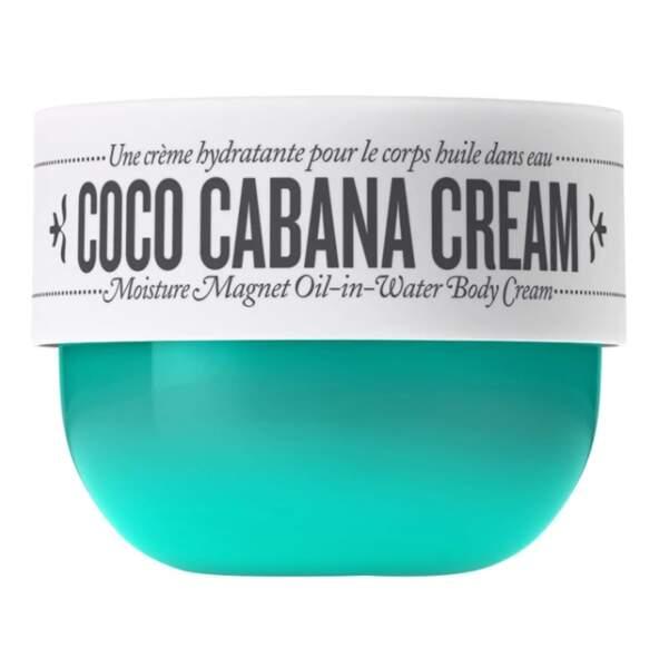Crème hydratante huile dans eau, Sol de Janeiro chez Sephora, 29,90€ les 150 ml