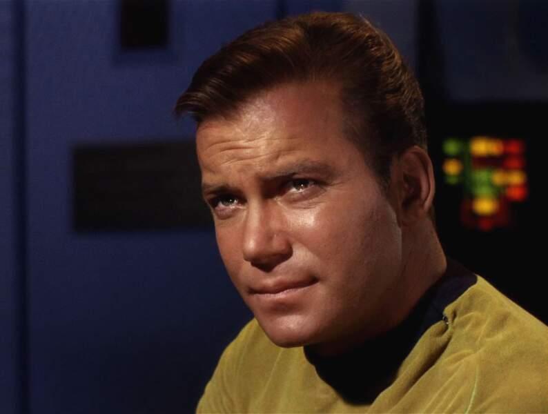 VINTAGE ! William Shatner était certes l'emblématique Captain Kirk de Star Trek, mais il était aussi...