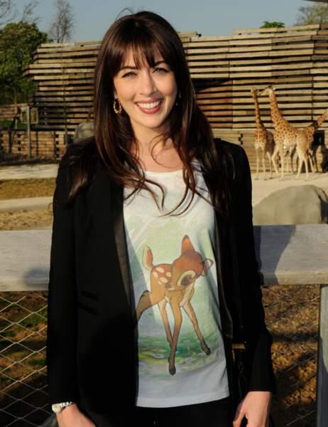 On aime le tee-shirt Bambi <3