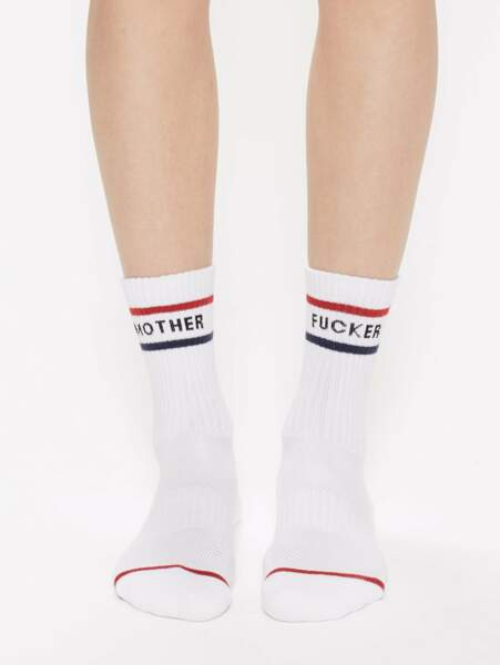 Chaussettes Mother Fucker, Mother, 24 $