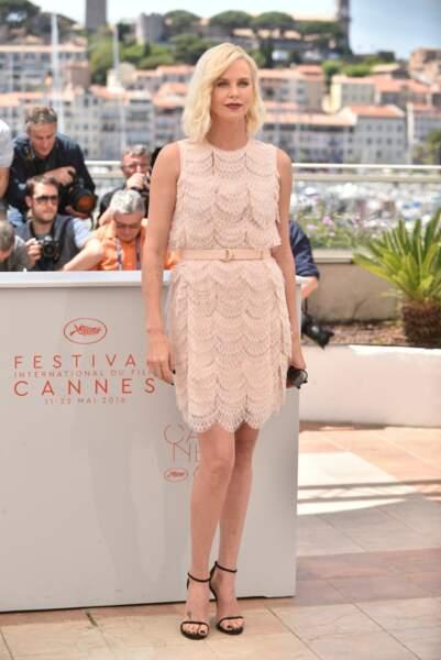 Cannes 2016: Charlize Theron, en Givenchy, était du sien
