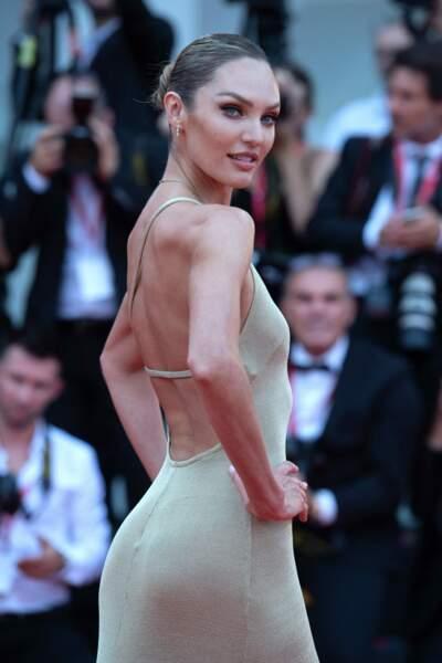 Candice Swanepoel à la Mostra de Venise 2019