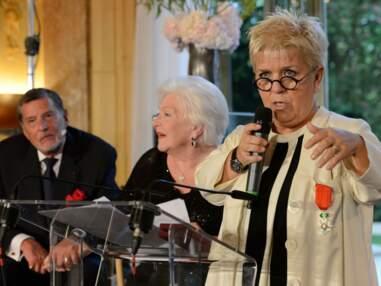 Mimie Mathy a reçu la Légion d'honneur