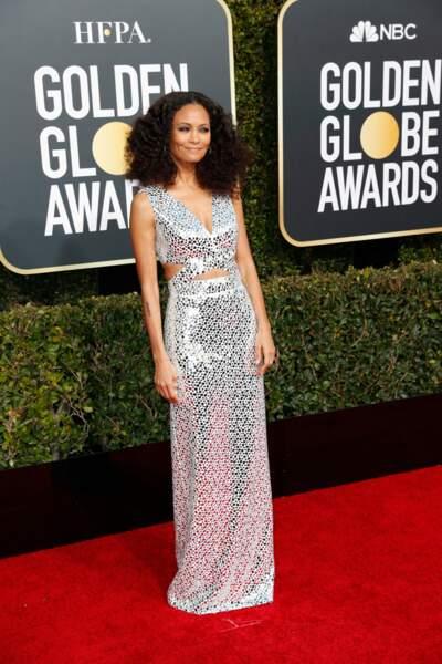 76ème cérémonie des Golden Globes : Thandie Newton