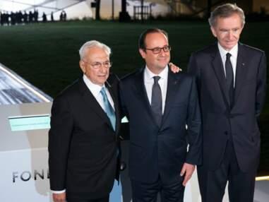 Marion Cotillard, Laurence Ferrari et Claire Chazal sexy à la Fondation Louis Vuitton