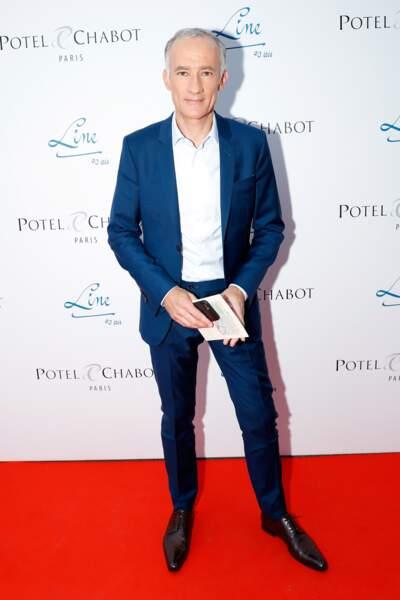 Gilles Bouleau également invité à la soirée des 90 ans de Line Renaud