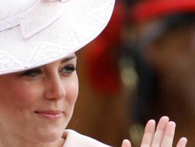 Dernière apparition publique de Kate Middleton avant d'accoucher