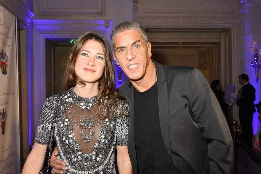40ème Best Awards : Marie de Fleurieu et son compagnon Samy Naceri