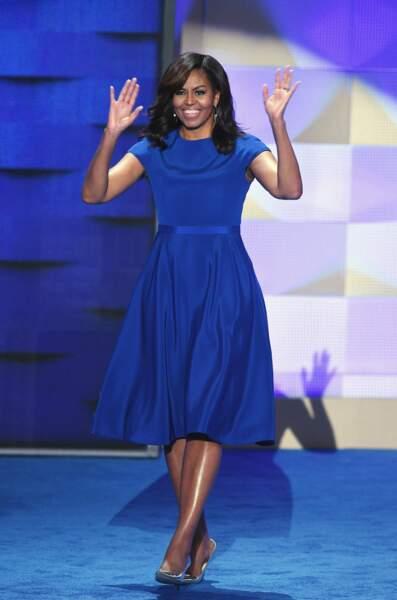 Michelle Obama en Christian Siriano