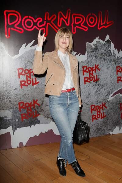Avant-première de Rock'n Roll : Daphné Bürki