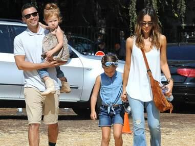 Jessica Alba, Jennifer Lopez, Fergie en famille en attendant Halloween