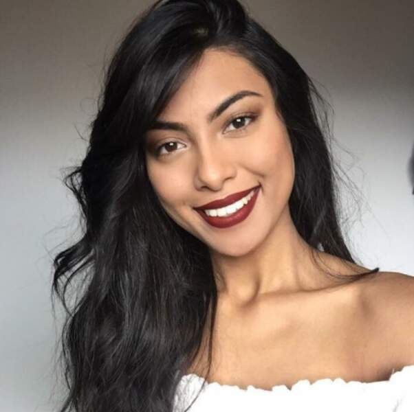 Election de Miss France 2018 - Audrey Chane Pao Kan est Miss Réunion 2017