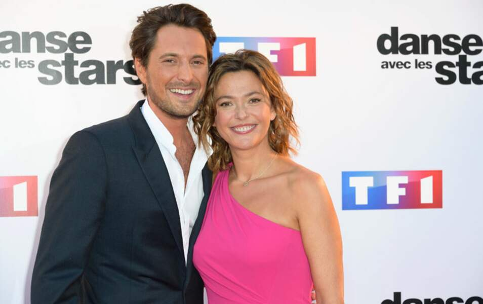 Vincent Cerutti et Sandrine Quétier lancent la cinquième saison de Danse avec les stars