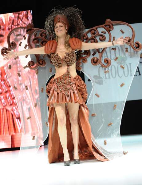 Cécile Belin en Oursons à Rio