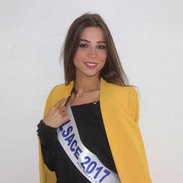 Election de Miss France 2018 - Joséphine Meisberger est Miss Alsace 2017