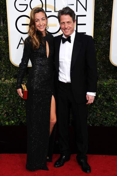 Golden Globes 2017 : Hugh Grant