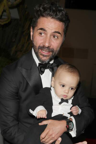 Global Gift Gala 2019 : Santiago a failli voler la vedette à sa maman Eva Longoria