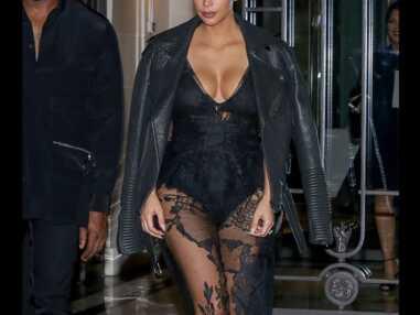 Kim Kardashian dévoile sa tenue préférée de 2014, elle avait beaucoup de choix…