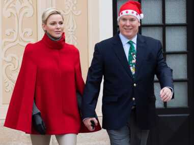 Charlène de Monaco et Albert II fêtent Noël