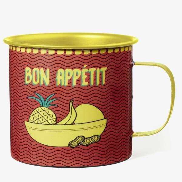Mug Monoprix x Maison Château Rouge, 7,50 euros