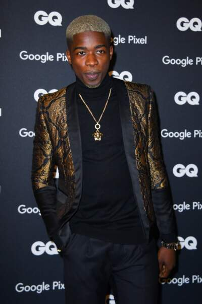 GQ Men Of The Year Awards 2018 : MHD