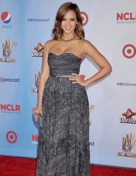 Jessica Alba le 10 septembre 2011