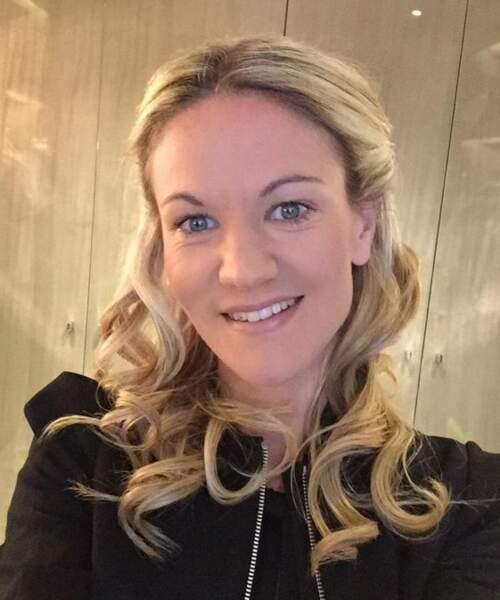 Claire Koscielny, l'épouse de Laurent Koscielny