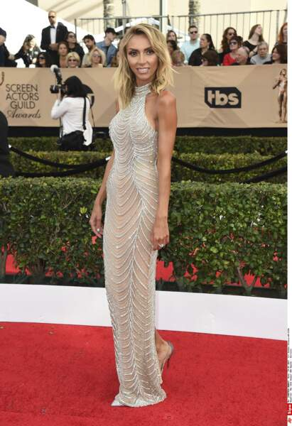 SAG Awards 2017 : Giuliana Rancic