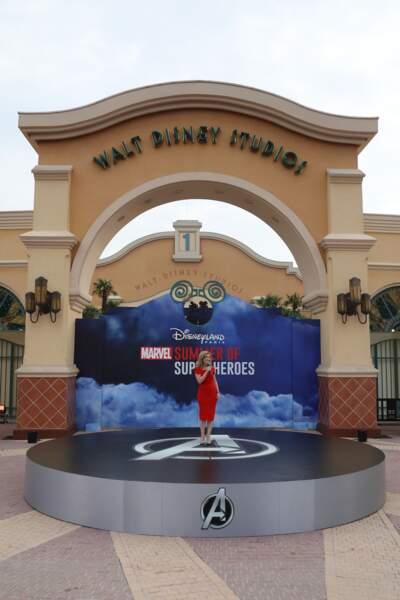 Eté Marvel Disneyland Paris