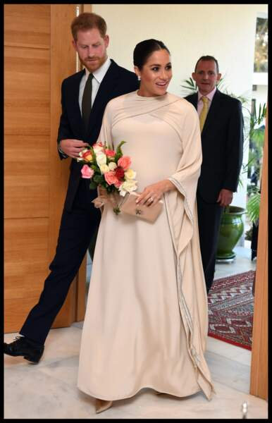 Meghan Markle enceinte : ses plus beaux looks de grossesse