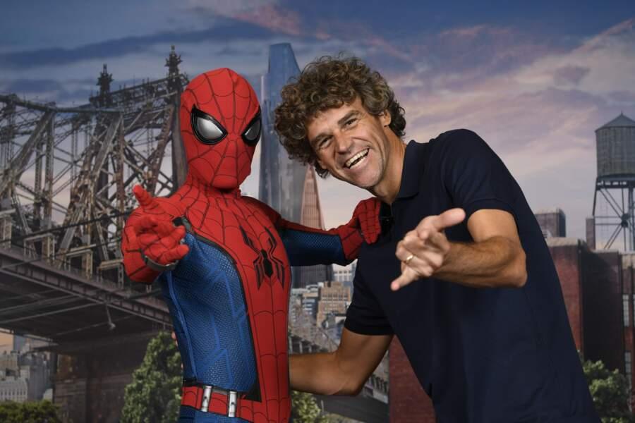 Eté Marvel Disneyland Paris - Gustavo Kuerten