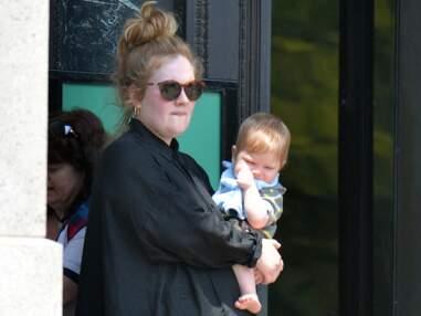 Découvrez le visage d'Angelo, le fils d'Adele