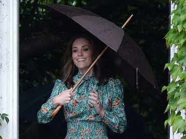 Lady Diana : les princes Harry et William et Kate Middleton visitent son jardin mémorial à Kensington Palace