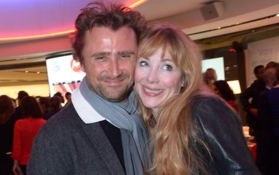 Alexandre Brasseur et Julie Depardieu