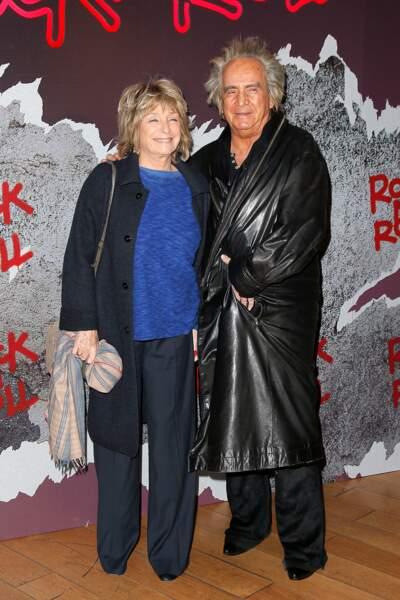 Avant-première de Rock'n Roll : Danielle Thompson et Albert Kosky