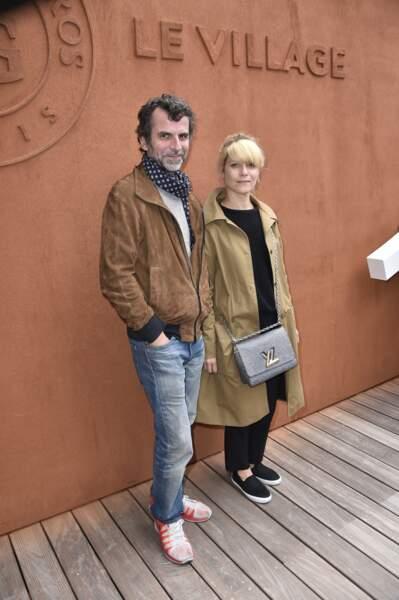 Marina Foïs et Eric Lartigau