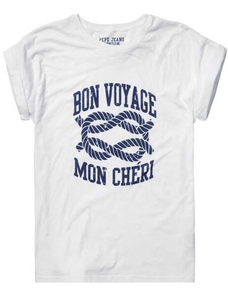 Tee-shirt Pepe Jeans : 45€