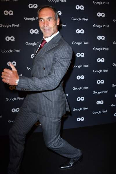 GQ Men Of The Year Awards 2018 : Mike Horn