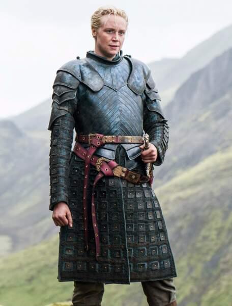 ... que l'armure de Brienne de Tarth