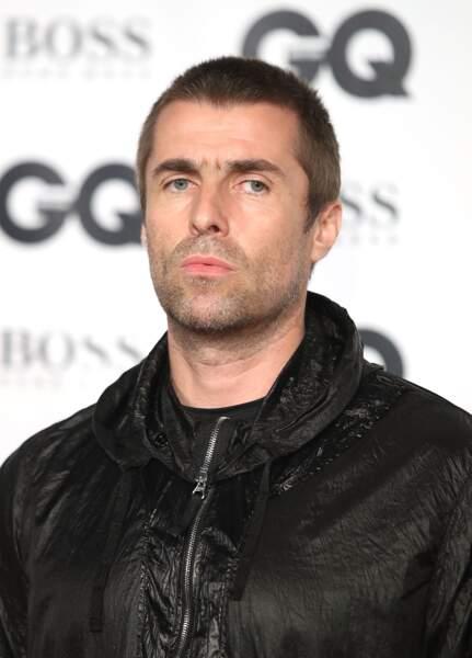 Ces fils et filles de stars qui défilent pour les créateurs - Liam Gallagher