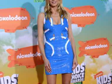 Kids' Choice Awards : Tori Spelling en famille et Heidi Klum très court vêtue