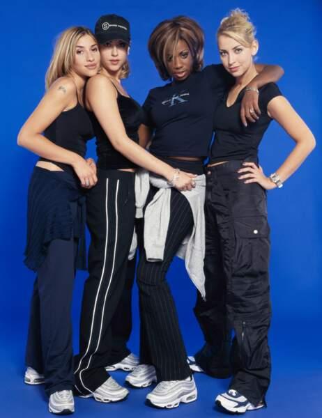 Les All Saints, le girls band made in UK qui mise à fond sur la street cred'